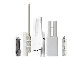 Выбор радиомоста Mikrotik. Всенаправленная антенна (Omni)