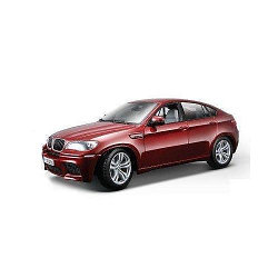 1/18 Bburago Коллекционная модель BMW X6 M