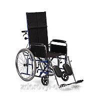 Инвалидная коляска (кресло)  Н 008 с функцией положение «лежа»