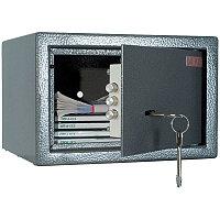 Сейф мебельный Aiko T-17 (ключ/замок), Н0 класс взломостойкости.