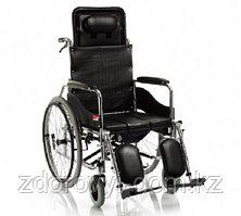 Инвалидная коляска с санитарным оснащением Н008 В