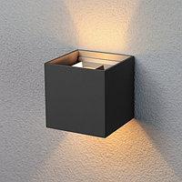 Настенный 2х сторонний светильник LED IP 54 (изменение угла освещения), фото 1