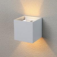 Настенный 2х сторонний светильник LED IP 54 (изменение угла освещения)