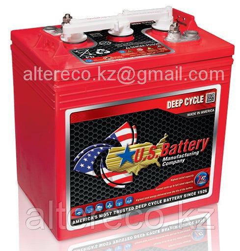 Тяговый аккумулятор US 125 XC2 (6В, 242Ач)