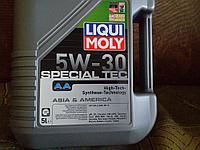 7530 Моторное масло Liqui Moly SPECIAL TEC AA 5W30 5литров