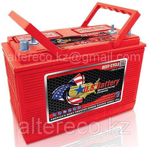 Тяговый аккумулятор U. S. Battery US 31 DCXC (12В, 130Ач)