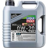 9705 Моторное масло Liqui Moly SPECIAL TEC AA 0W20 4литра