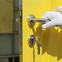 Поддон для еврокубов с металлическим укрытием BB2HCS, фото 4