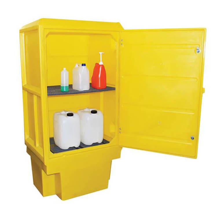 Промышленный пластиковый шкаф PSC4