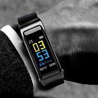 Фитнес-браслет с bluetooth-гарнитурой 2-в-1 TALK BAND Y3 {цветной экран, мониторинг, 12 функций}