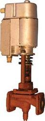 Клапан запорный мембранный типа СВВ фланцевый 15кч892р