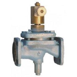 Клапан запорный мембранный типа СВМ фланцевый 15кч888р