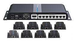Сплиттер HDMI LKV718Pro до 40 метров