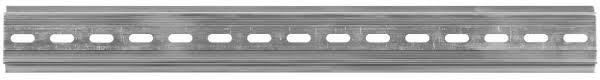 DIN-рейка СВЕТОЗАР, алюминиевая, 300мм