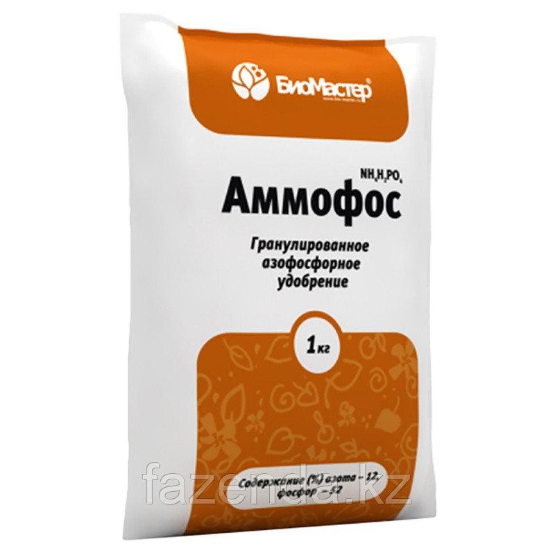 Аммофос, N-12, P-52, 1кг