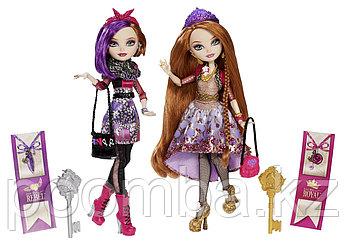 Набор из 2-х кукол Ever After High - Holly O'Hair и Poppy O'Hair