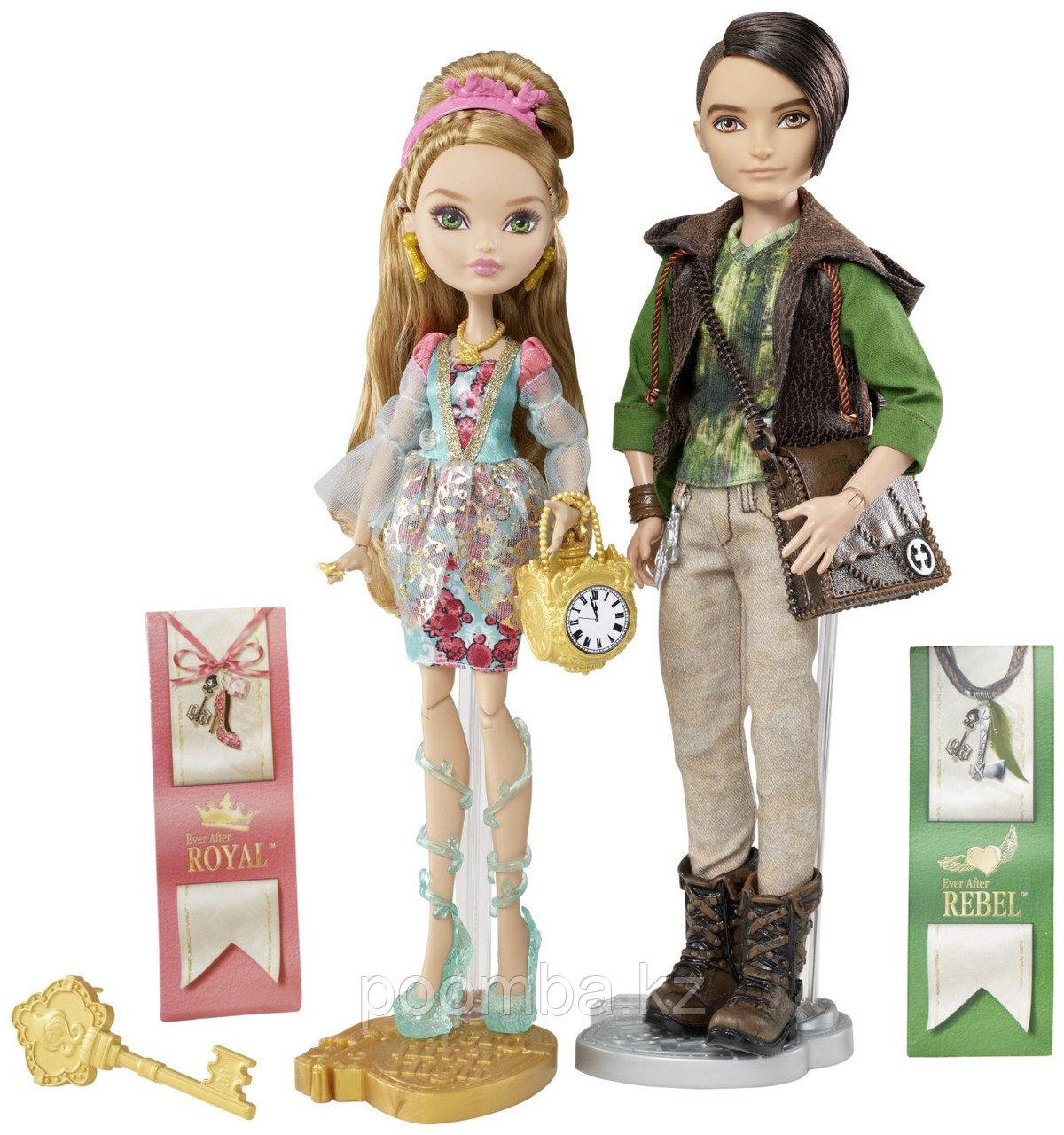 Куклы Ever After High - Ashlynn и Hunter Huntsman