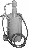 Нагнетатель смазки с электроприводом С 322-2 (40 л)