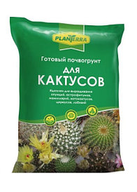 PlanTerra - для кактусов, 2,5л
