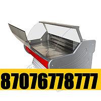 Витринный холодильник Холодильная витрина Дана – Люкс  1,5м  0+5С