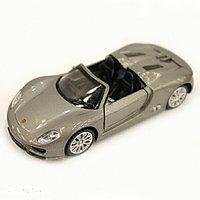 131054 Porsche 918 Spyder игрушка металлическая с элементами из пластмассы, с инерционным механизмом, модель, фото 1