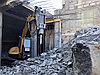 Услуги/аренда экскаватора с гидромолотом в Астане  JCB CAT