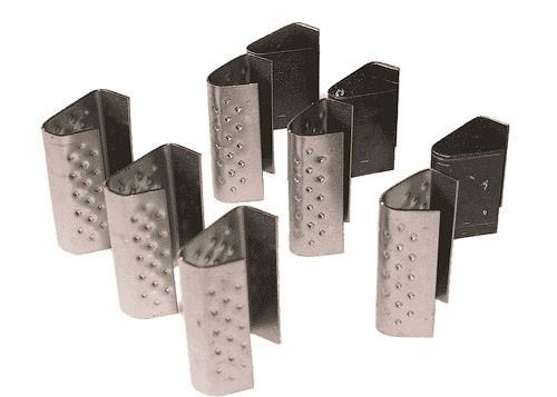 Пряжка проволочная 25 мм для упаковочной ленты РЕТ/РР