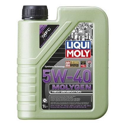 Моторное масло Liqui Moly Molygen New Generation 5W40 1L