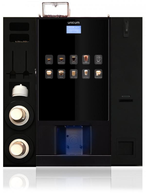 Кофейный автомат Unicum Nero TRIO, зерновой