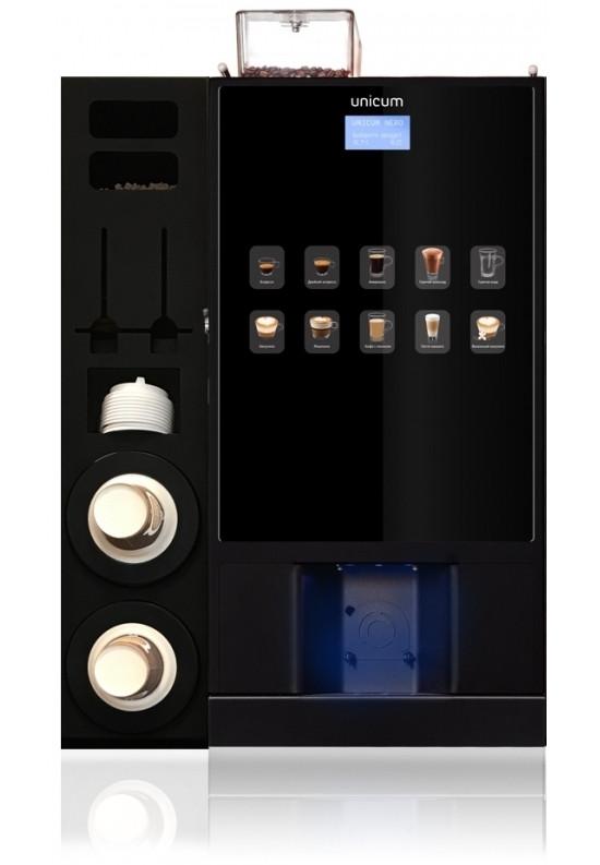 Кофейный автомат Unicum Nero Trio HoReCa, зерновой