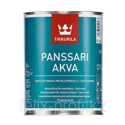 PANSSARI AKVA C п/мат краска 2,7 л.
