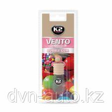 """Ароматизатор K2 """"VENTO"""" флакон с деревянной крышкой (баблгум)"""