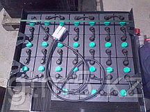 Короб на АКБ 48В 400Ач для погрузчика Toyota 7FB15