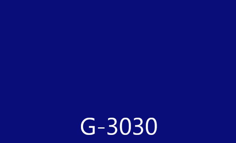 Виниловая пленка ОРАКАЛ  cиний цвет G3030