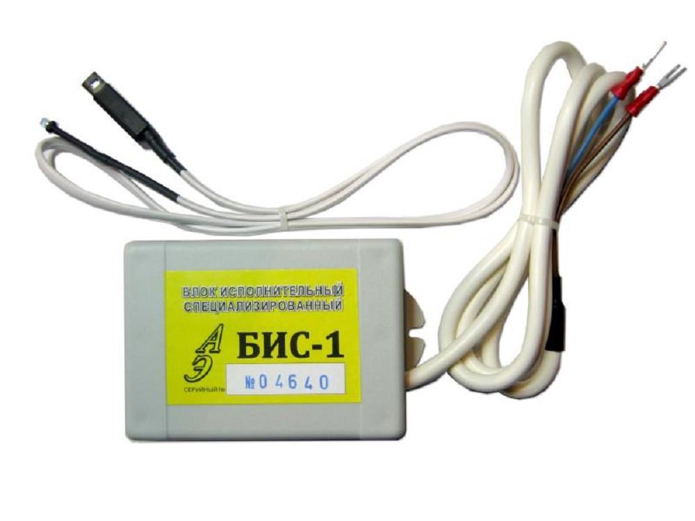 Исполнительный блок ротации БИС-1-М