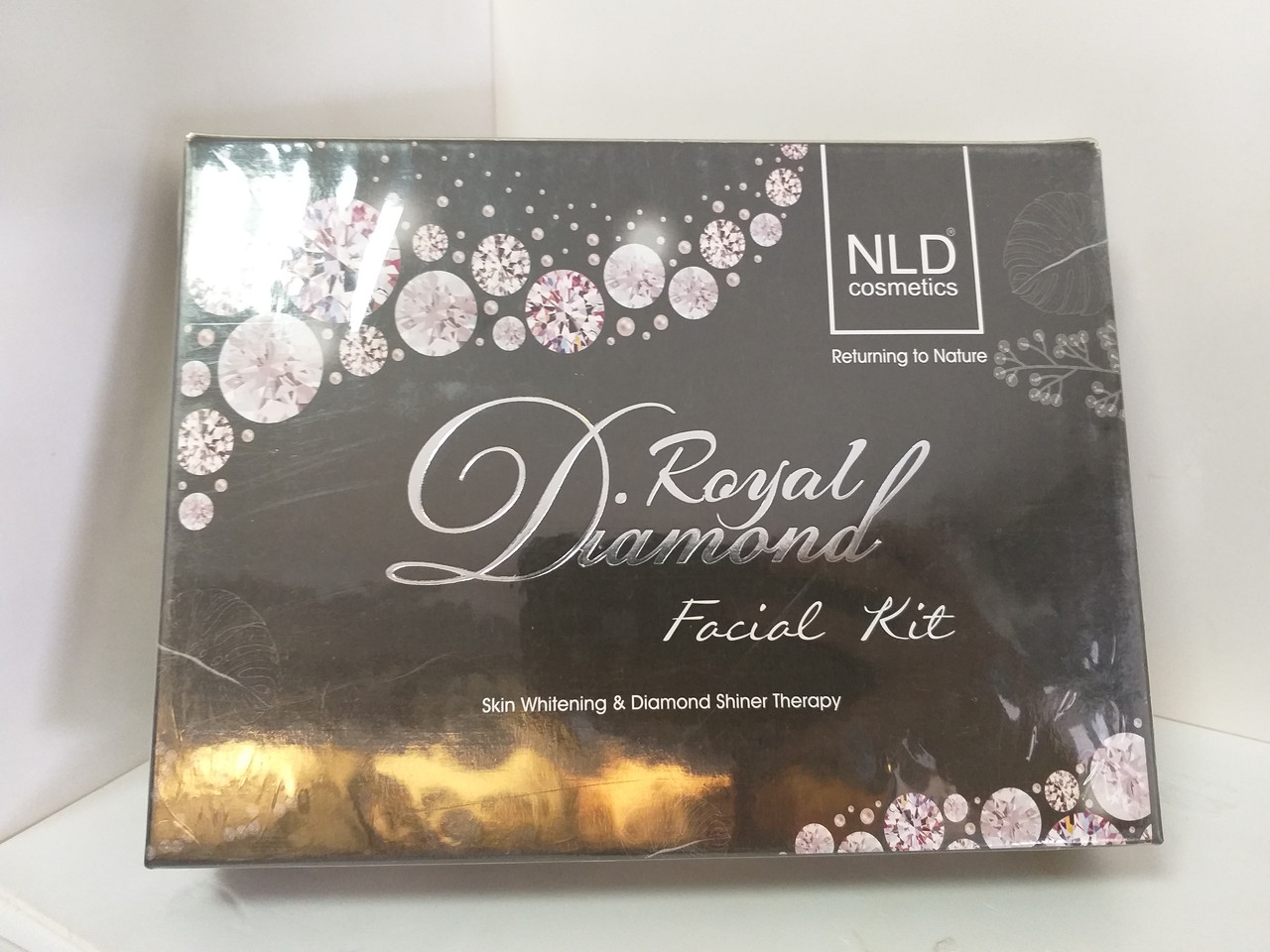 ROYAL DIAMOND FACIAL KIT
