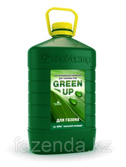 GreenUP — Для газонных трав, 3л, органическое удобрение