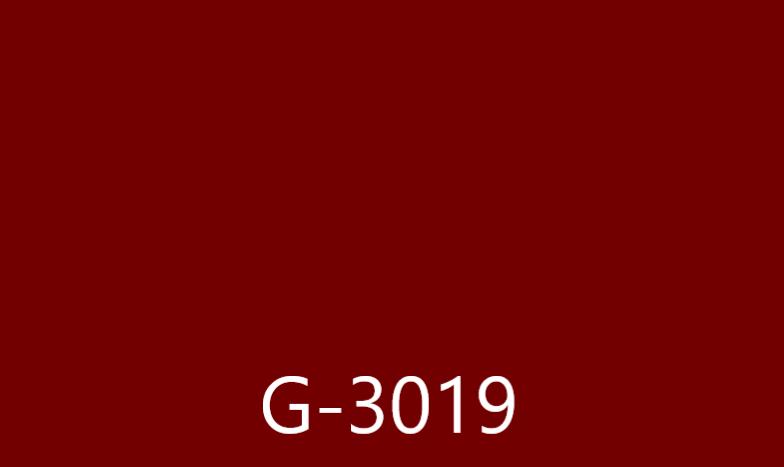 Виниловая пленка ОРАКАЛ  Темно-красный цвет G3019
