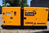 Дизельный генератор PCA POWER PRD-125kVA( 100 кВт)
