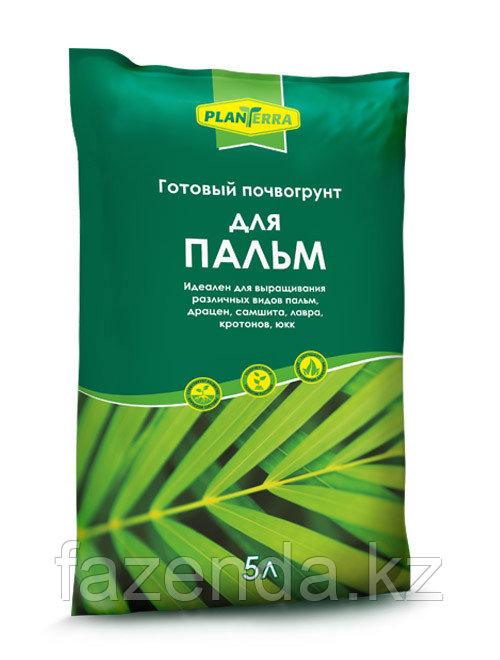 PlanTerra - для пальм, 5л, почвогрунт