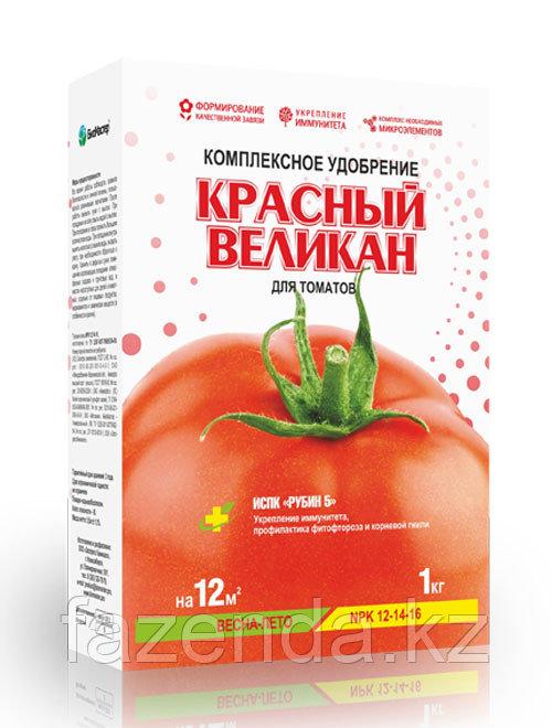 Удобрение Красный великан, 1кг