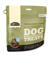 Лакомство для собак всех пород Acana Yorkshire Pork Dog treats свинина, тыква