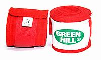 Боксерские бинт Green Hill 3м, фото 1