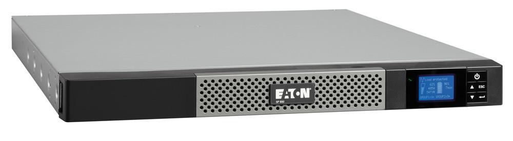 Источник бесперебойного питания Eaton 5P 650i Rack1U