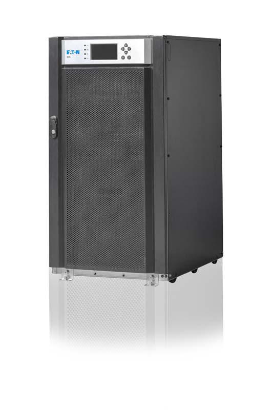 Источник бесперебойного питания  93E 15кВА с двумя линейкой батарей, с сервисным байпасом.