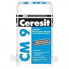 Ceresit  CM 9 Клей для плитки , 25 кг.