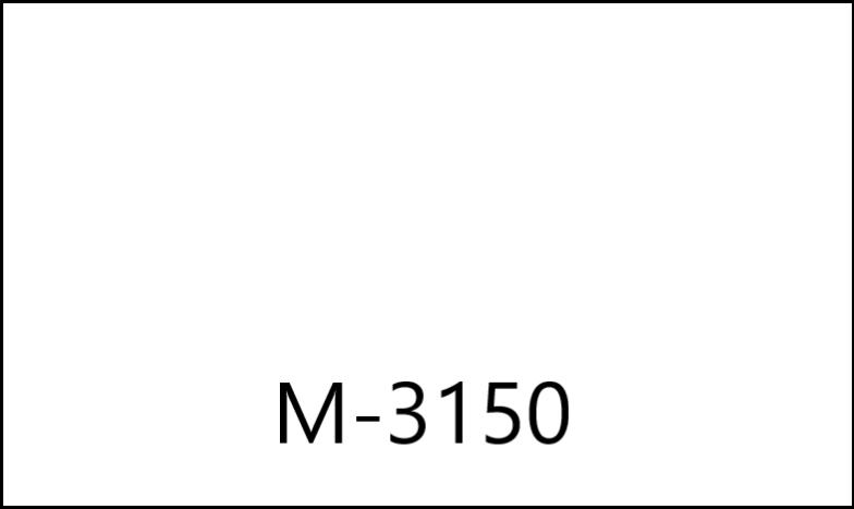 Виниловая пленка ОРАКАЛ  Белый цвет М3150