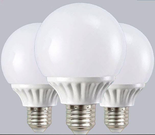 LED лампочка 12V e27