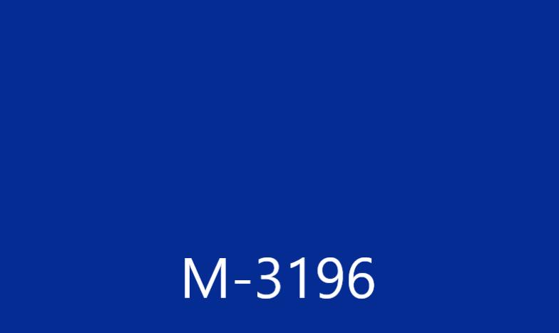 Виниловая пленка ОРАКАЛ  Синий цвет М3196