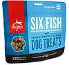 Сублимированное лакомство для собак всех пород Orijen Six Fish  6ть рыб